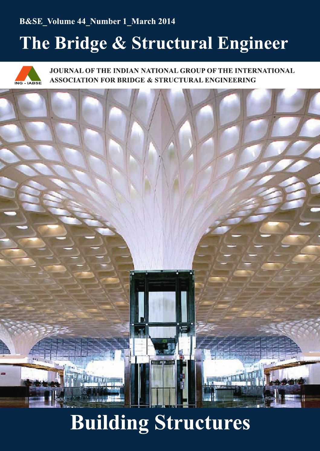 The bridge structural engineer by iabse issuu for I need a structural engineer