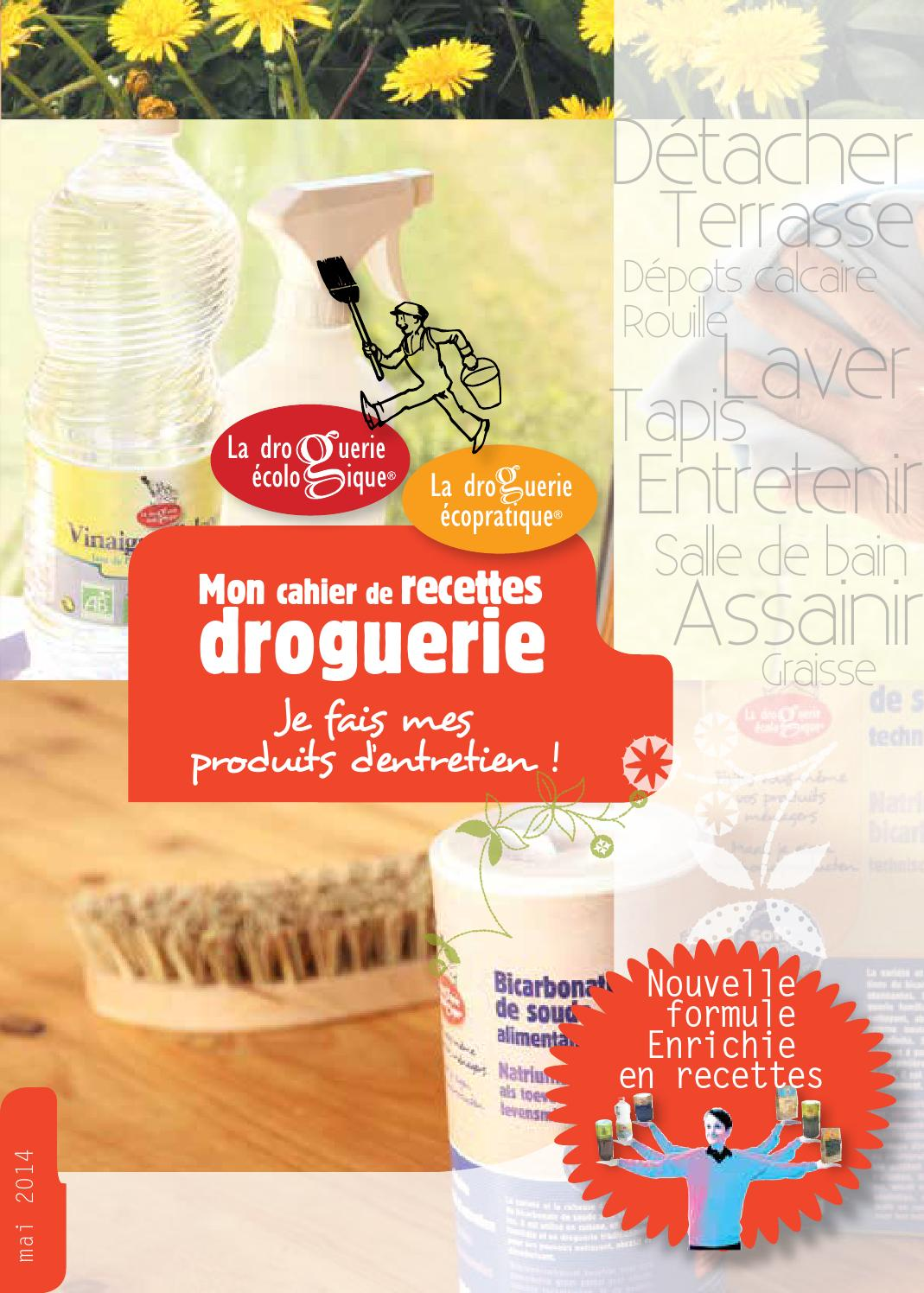 Blanchir Un Parquet À L Eau De Javel brochure droguerie version 2014ecodis - issuu