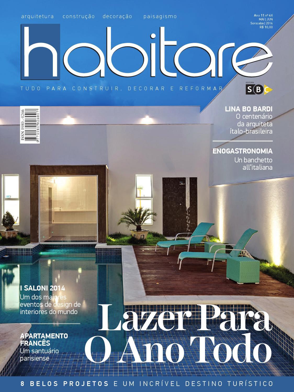 b5284cc85bab3d Revista Habitare - nº 46 by Habitare - issuu