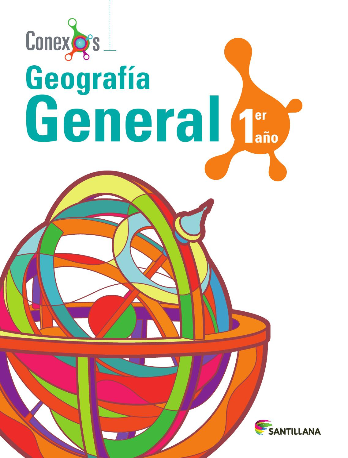 Geografa General 1er ao by SANTILLANA Venezuela  issuu