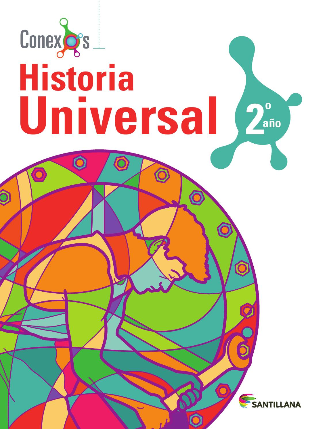Historia Universal 2do ao by SANTILLANA Venezuela  issuu