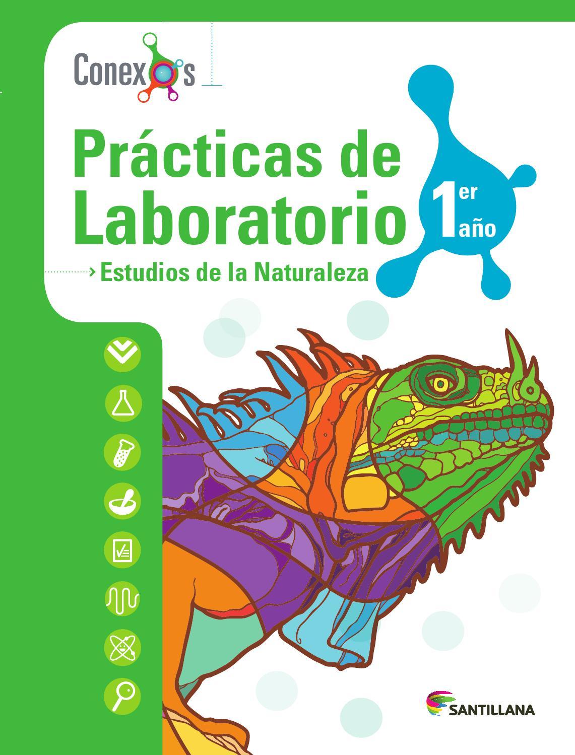 Prácticas de Laboratorio Estudios de la Naturaleza 1er año - Conexos ...