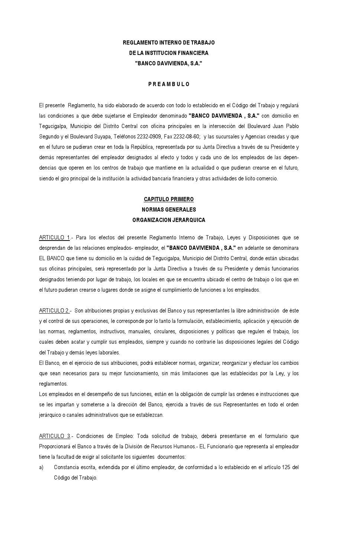 Reglamento interno banco central de venezuela reglamento for Banco exterior empleo caracas