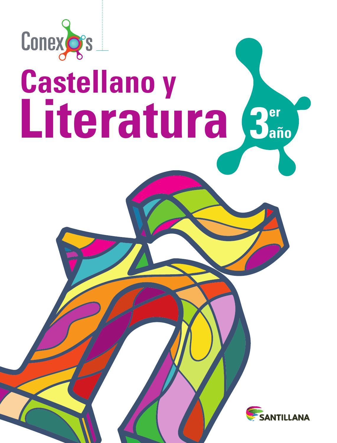 Castellano y literatura 3er ao conexos by santillana venezuela castellano y literatura 3er ao conexos by santillana venezuela issuu urtaz Images
