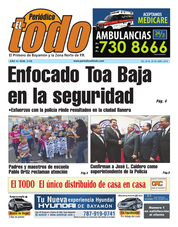 Publicación 2148 by Periódico El Todo - issuu