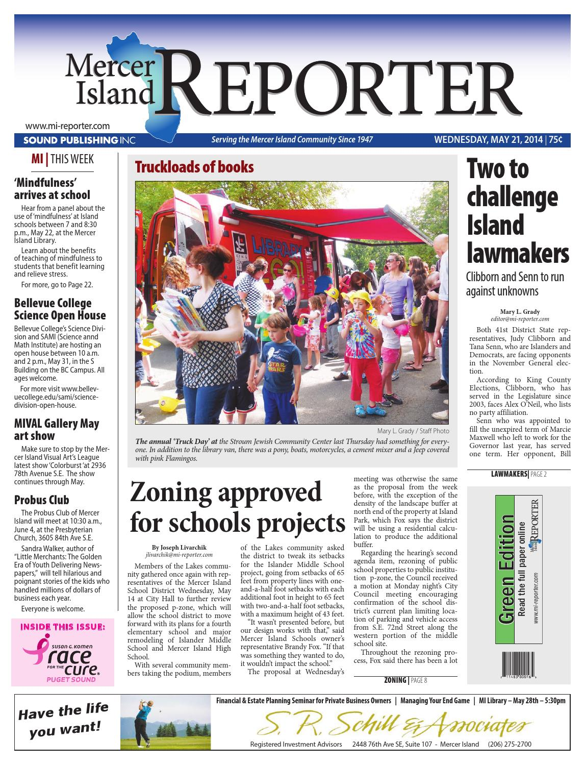 mercer island reporter may 21 2014 by sound publishing issuu