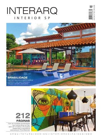 3a7abec7a8e Revista Interarq Interior SP - Edição Nacional - 006