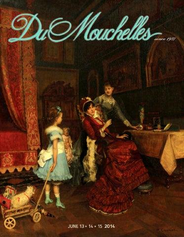 d5d006e2395ae DuMouchelle Art Gallery 2014 June 13th-15th Auction by DuMouchelle ...