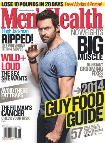 b40db0b330d24c Mens health usa 2014 06 by Turii - issuu
