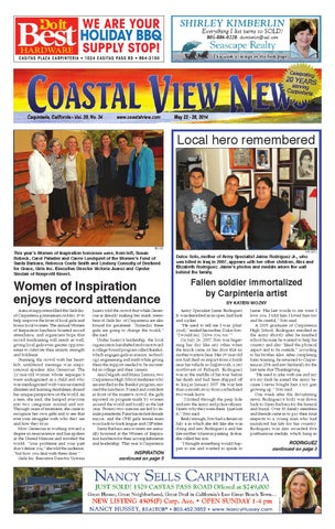 Cvn 20140522 By Coastal View News Issuu
