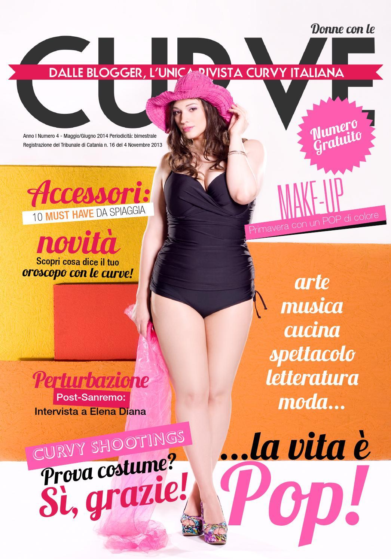 Donne con le CURVE n.4 by Donne con le CURVE - issuu 2e22d75b415d