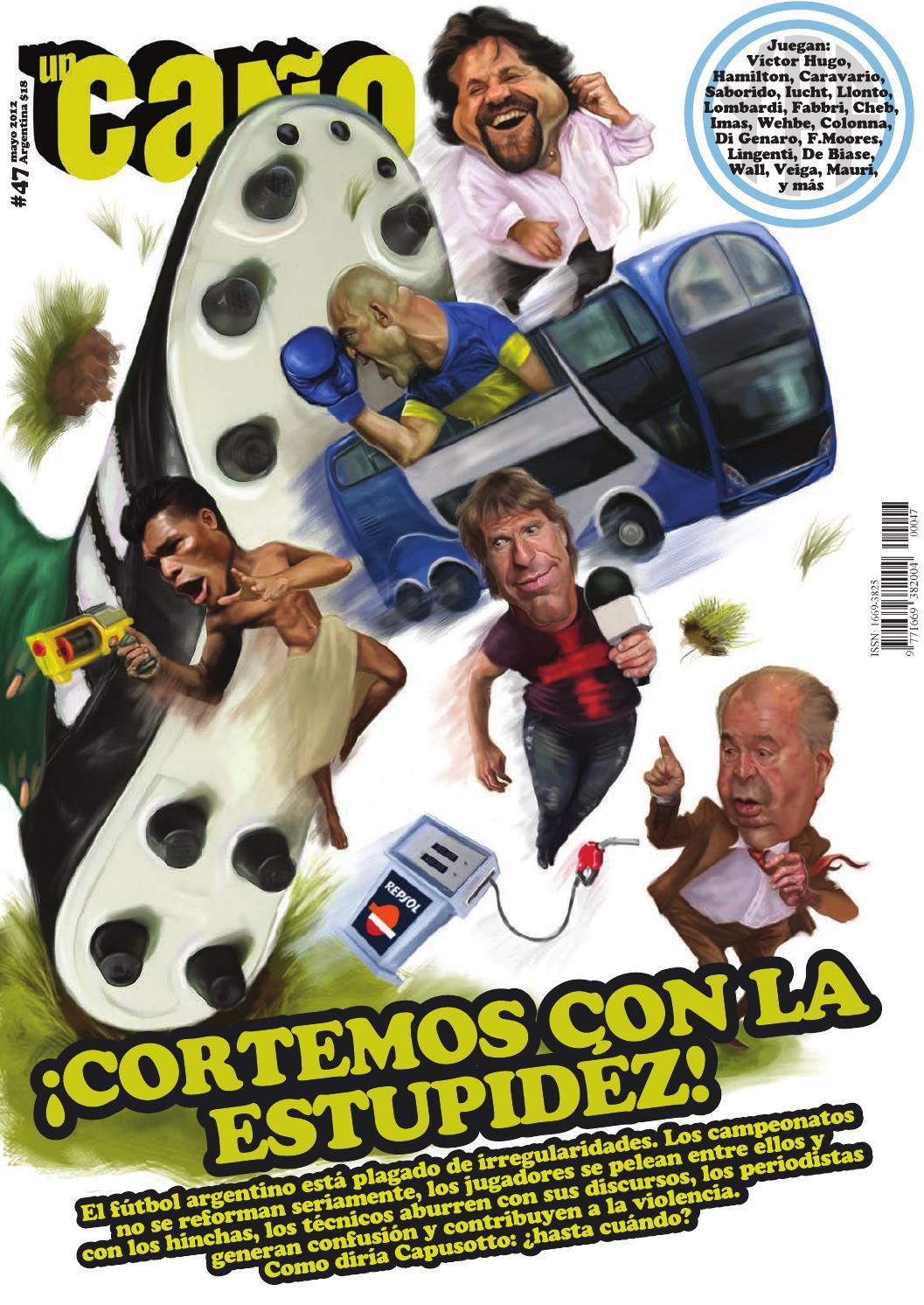 Revista Un Caño - Número 47 - Mayo 2012 by Revista Un Caño - issuu c507141a3f7c6