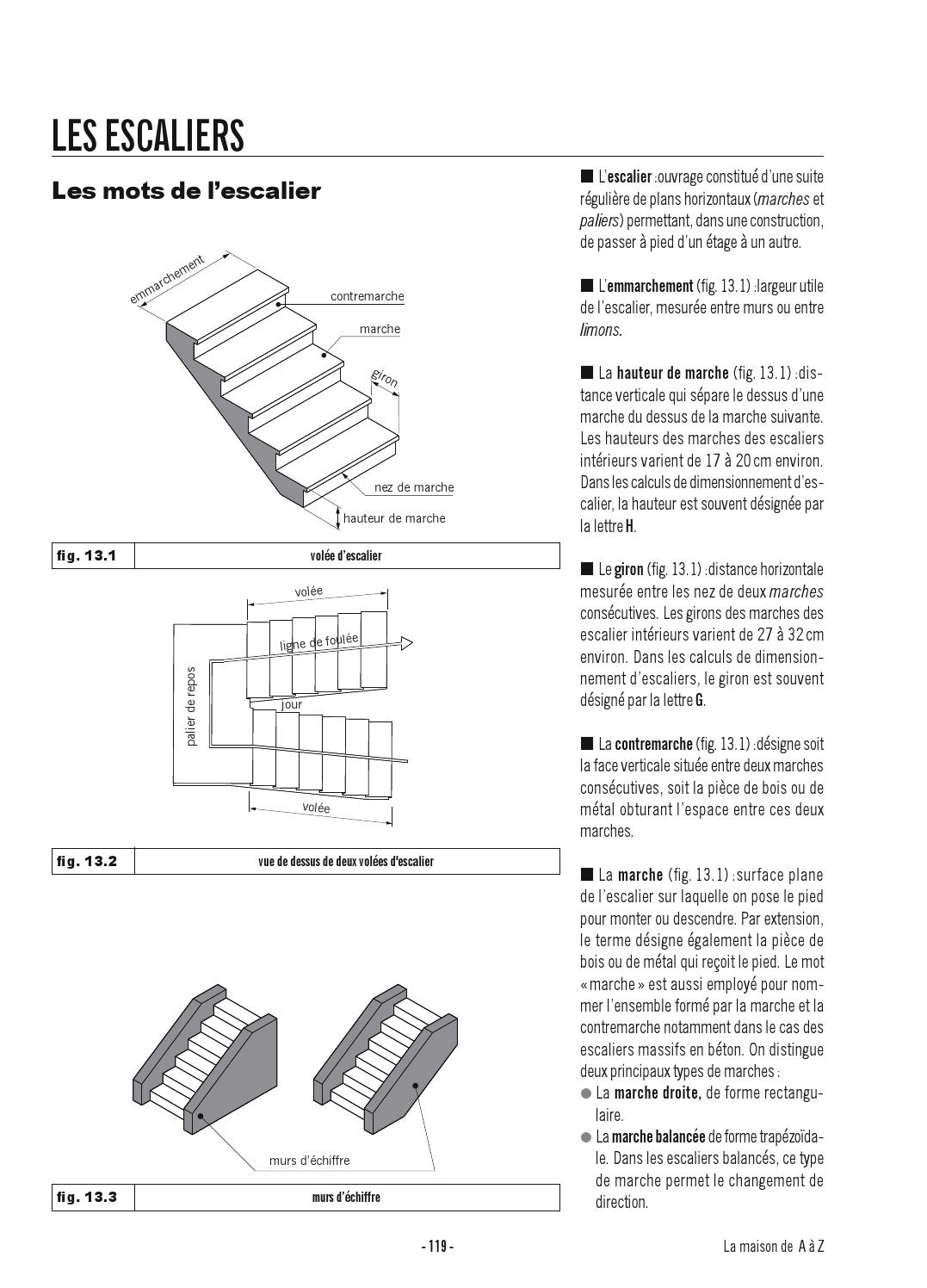 Escalier Bois Entre Deux Murs 13 escaliersludovic aptel - issuu