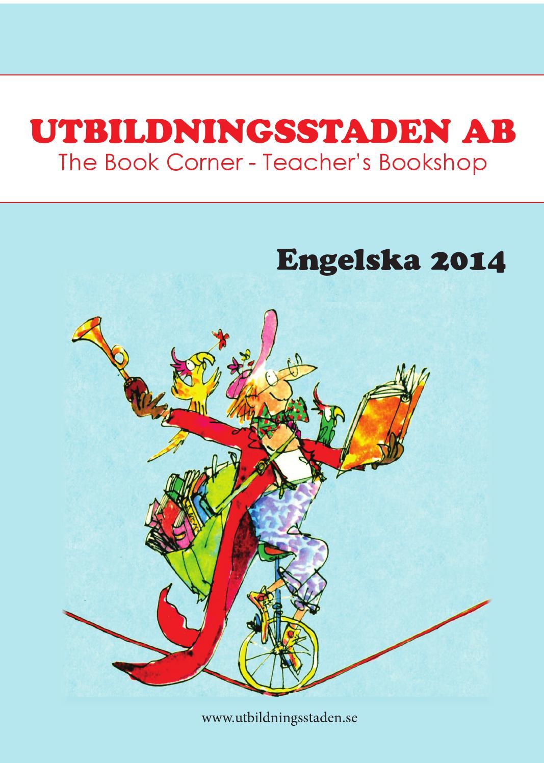 Engelska 2014 by UTBILDNINGSSTADEN AB - issuu