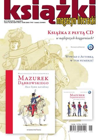 775198156c7e42 Magazyn Literacki KSIĄŻKI 5/2014 by Biblioteka Analiz Magazyn ...