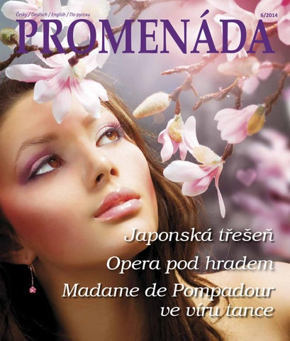 Promenáda 62014 By Spa Publishing Issuu