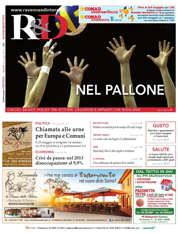 a74915e938c06 Rd 22 05 14 by Reclam Edizioni e Comunicazione - issuu
