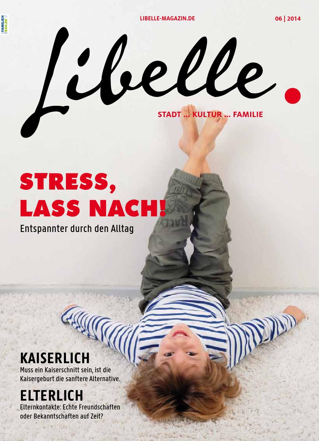 Libelle Juni 2014 by Libelle | Stadt ... Kultur ... Familie - issuu