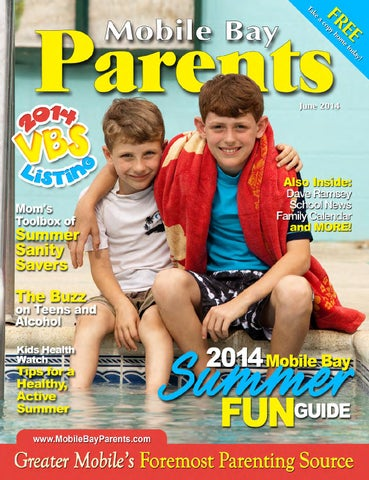 Mobile Bay Parents June 2014 By Keepsharing Issuu