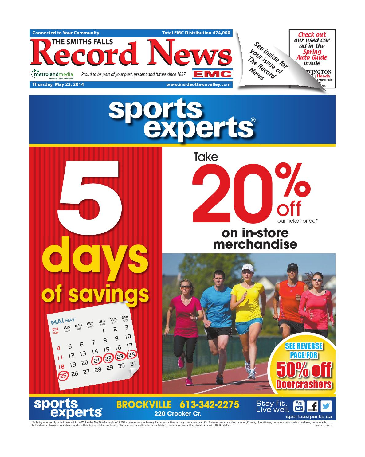1efb54e22bbe49 Smithsfalls052214 by Metroland East - Smiths Falls Record News - issuu
