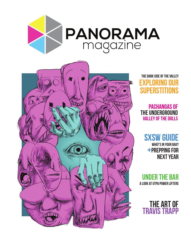 Utpanorama 2014 By Panorama Magazine Issuu