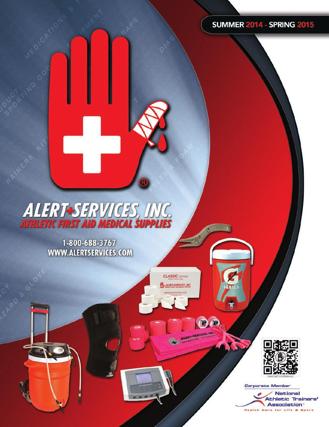 Alert Services Inc 20142015 By Digital Publisher Issuu Aseptic Jel Plus Dispenser