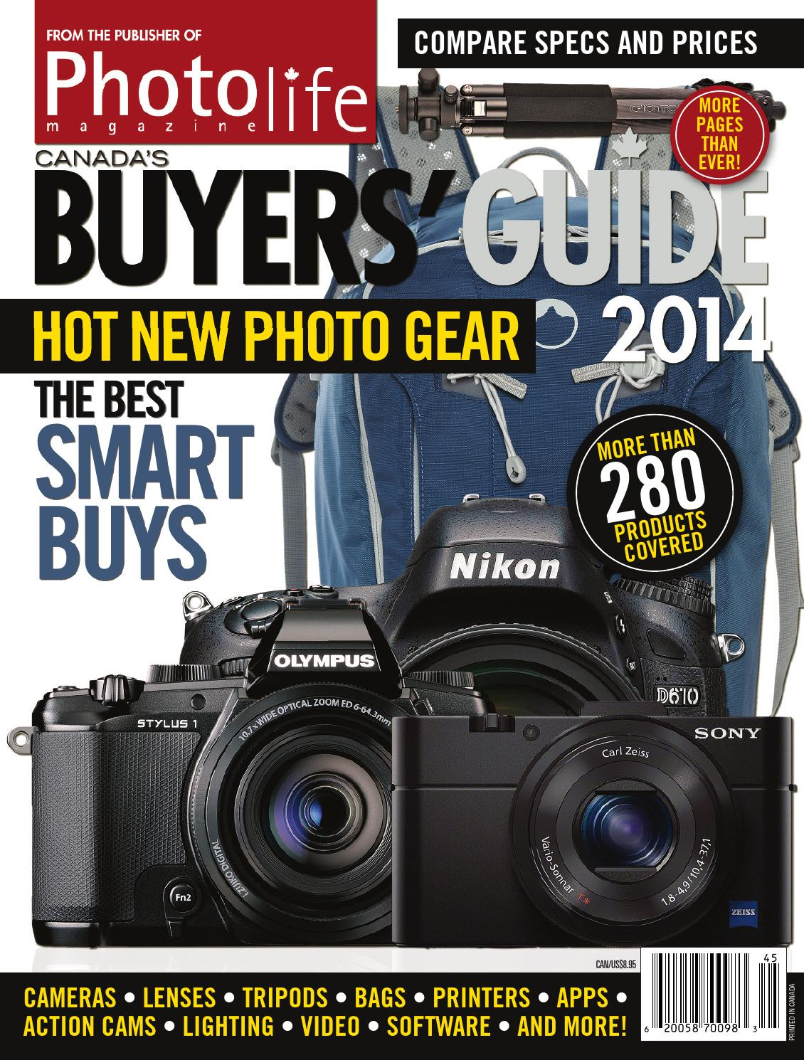 Photo Life Buyers Guide 2014 By Apex Publications Issuu Ricoh Strap St 3 W