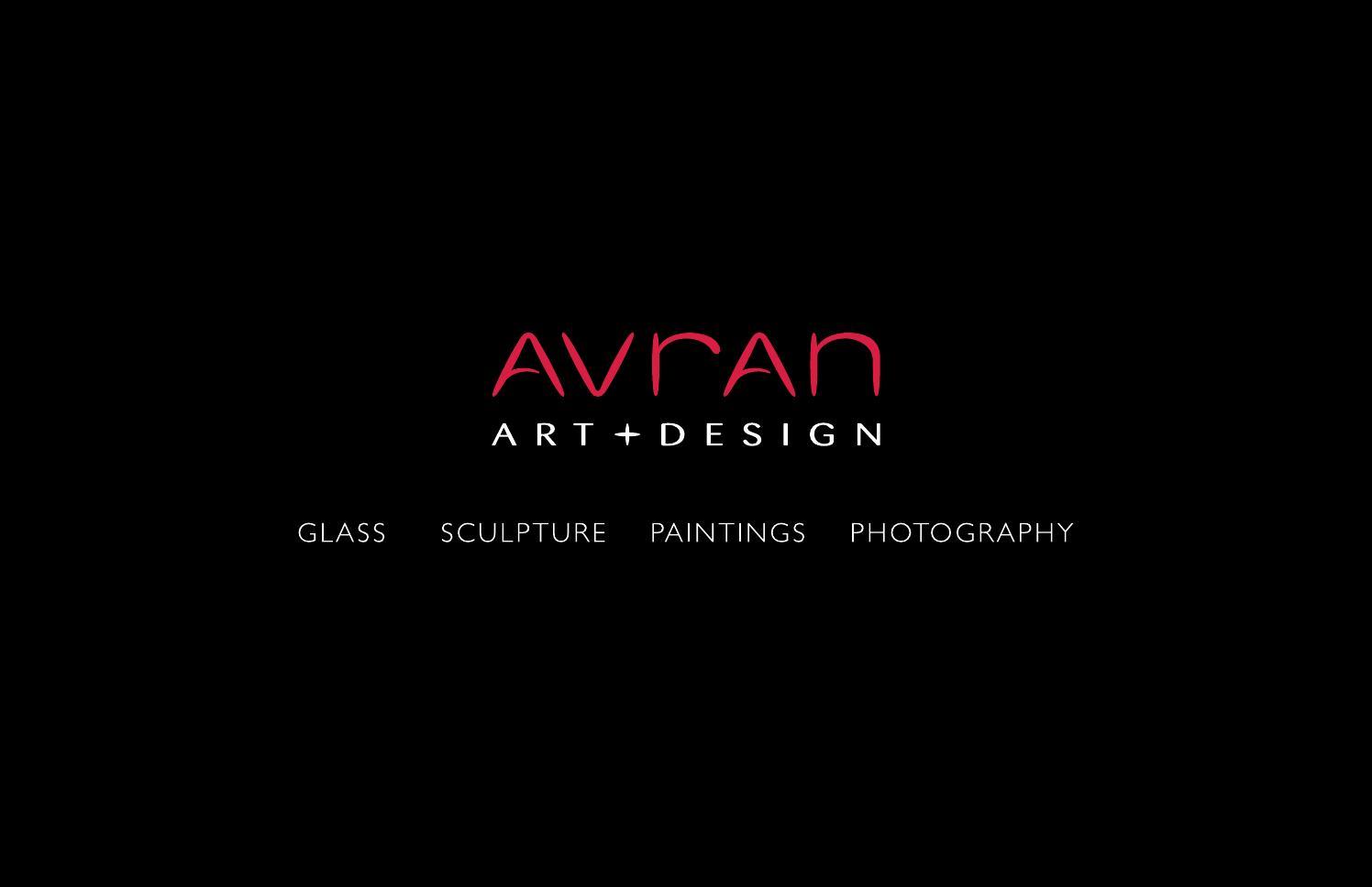 Avran Art Design 2014 By Avran Fine Art Issuu