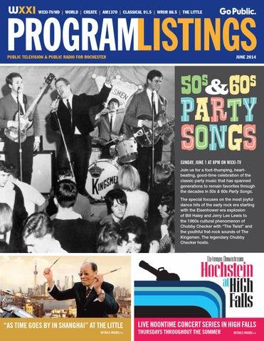 Program Listings June 2014 By Wxxi Public Broadcasting Issuu