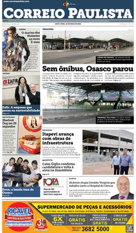 jornal Correio Paulista 1133 by Jornal Correio Paulista - issuu 694cafa93fea1