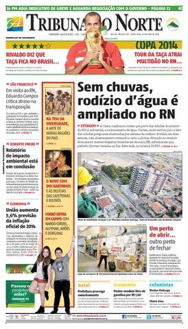 f97a01e55 Tribuna do Norte - 23/05/2014 by Empresa Jornalística Tribuna do ...