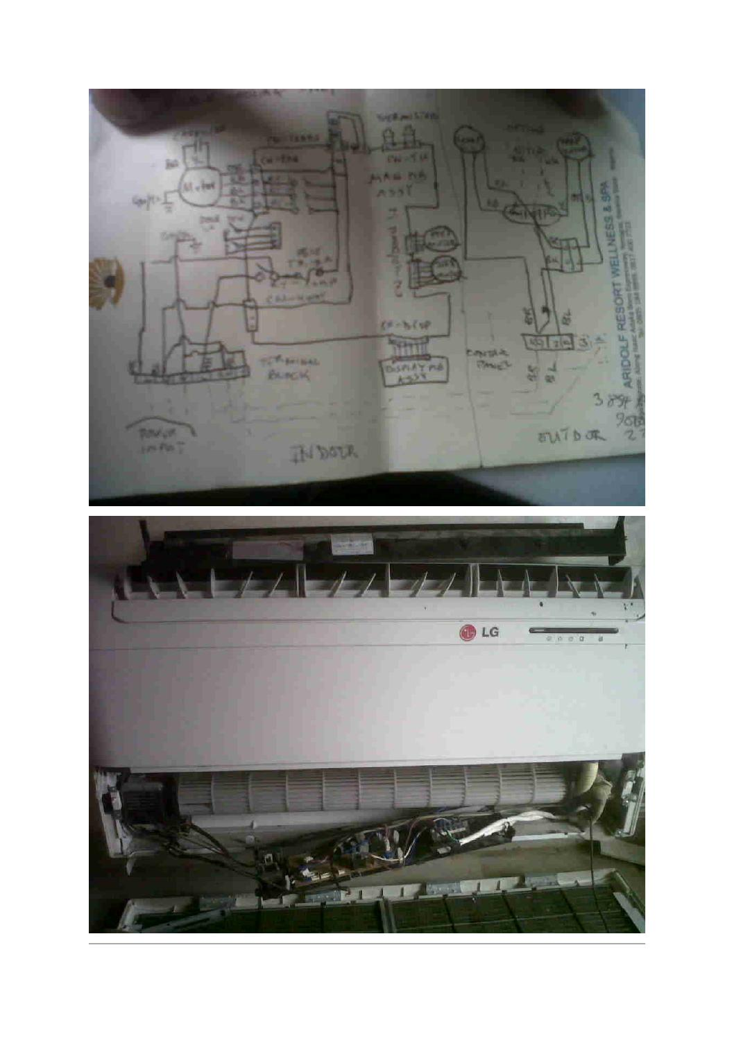 Anatomy Of An Lg Split Unit Air Conditioner Panel By Bayelsatimes Sziklai Pair With The Circuit Shown You Construct A Pnp Mediagroup Issuu