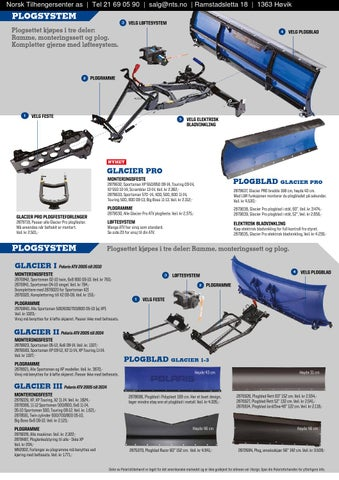 Polaris Scrambler 850 >> NTS.no Polaris ATV brosjyre 2014 by Norsk Tilhengersenter AS - Issuu