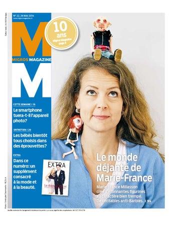 Migros magazin 22 2014 f vs by Migros-Genossenschafts-Bund - issuu d8bef82af37