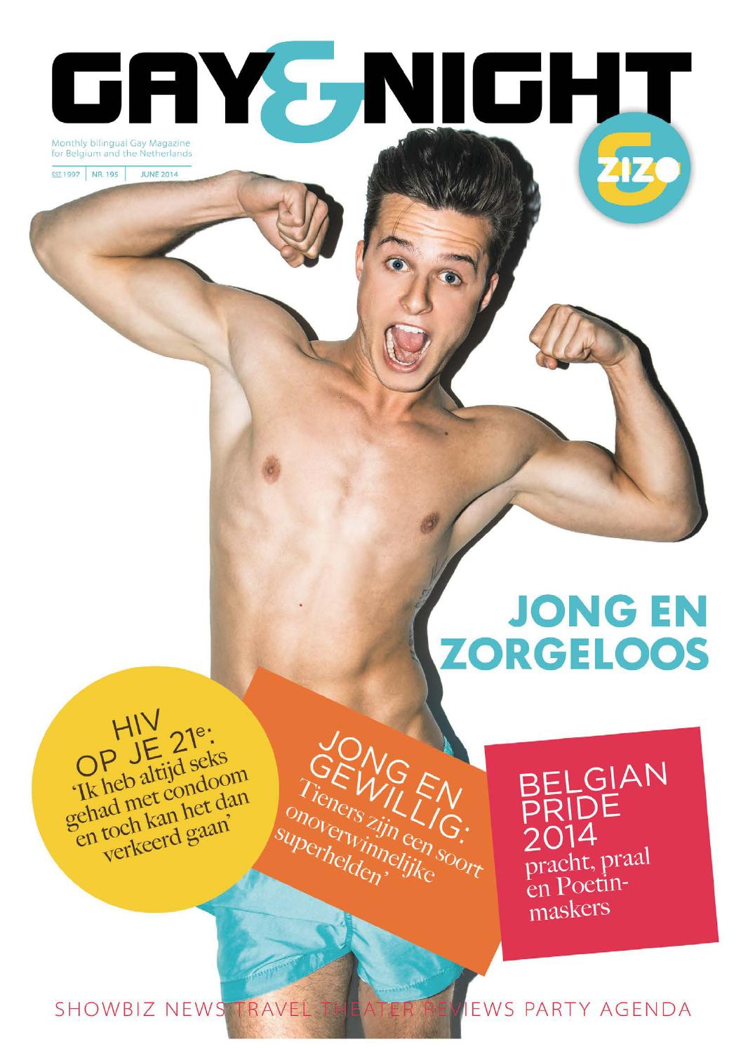 Gay&Night ZiZo Juni 2014 by Gay&Night Magazine issuu