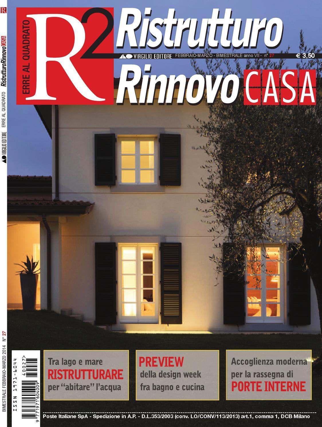 r27 per sito by virgilio - issuu - Legno Di Teak Porta Dingresso Di Fusione