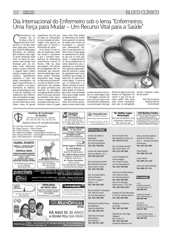 Jornal O Setubalense by O Setubalense - issuu