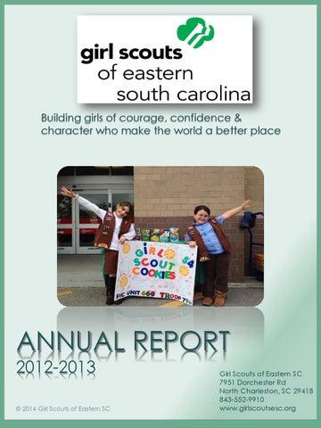 GSESC Annual Report 2012 2013
