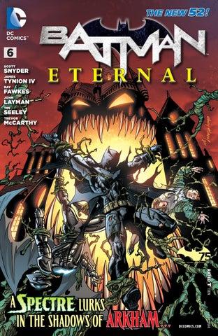 63a23c7dc86 BATMAN ETERNAL  6 (14 05 2014) (en español)