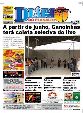 2295 by Jornal Diário do Planalto Canoinhas - issuu df3b5e5143dc6