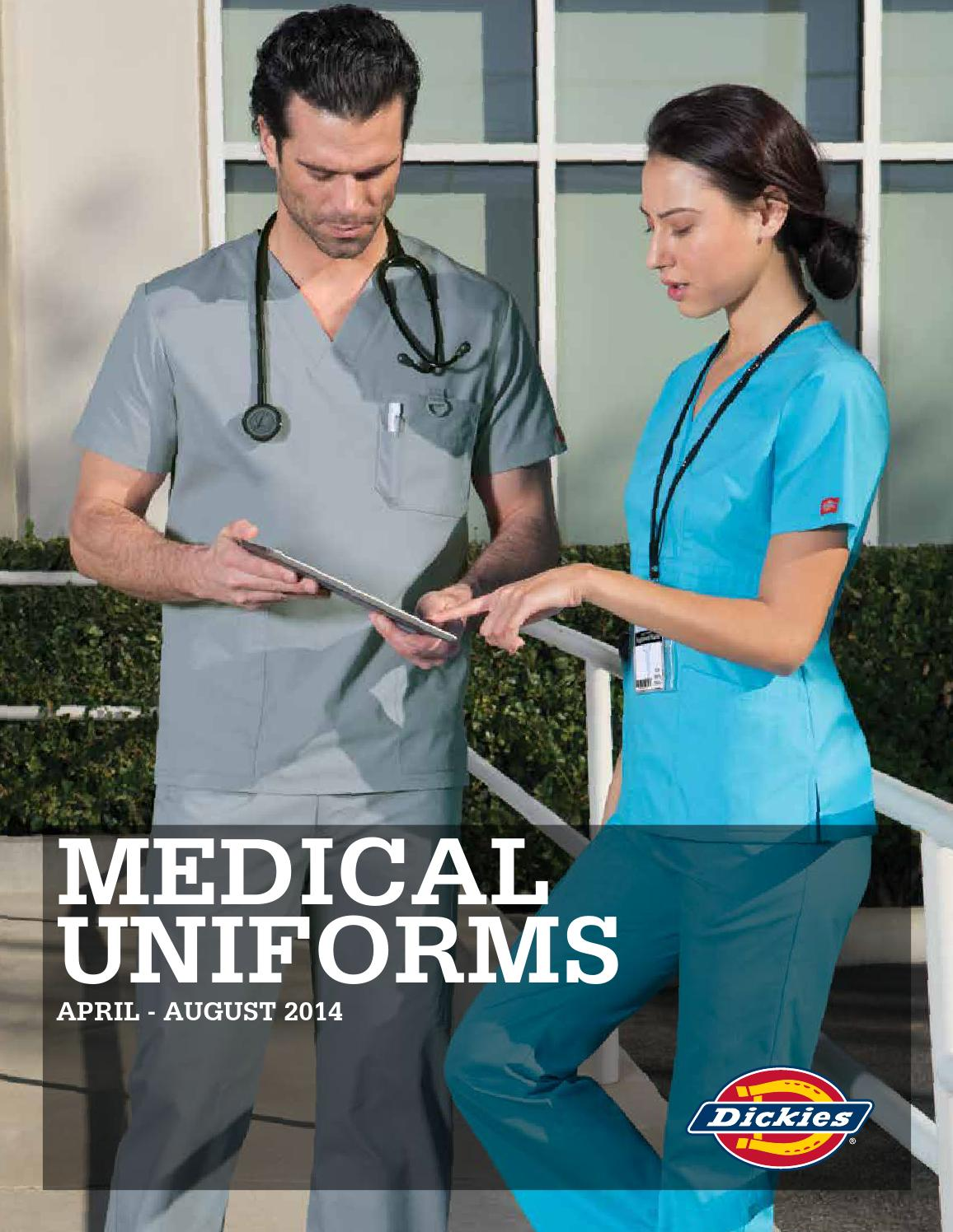 rozmiar 7 gorące wyprzedaże największa zniżka Dickies medical uniforms 2014 by NEOBOR - Uniformes ...