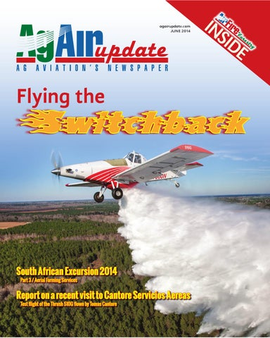 June 2014 - U S  Edition in English by AgAir Update - issuu