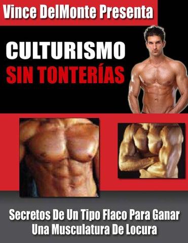 Rutina de ejercicios para adelgazar y tonificar hombres necios