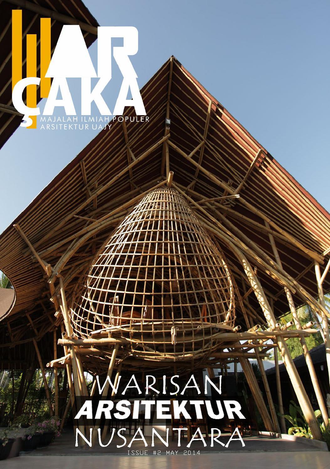 Issue 2 Warisan Arsiektur Nusantara By AR‡AKA Issuu