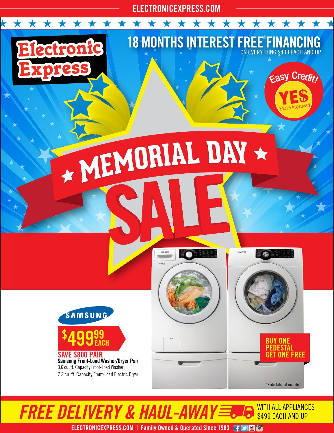 Electronic Express weekly circular week of May 25 2014 by ... on