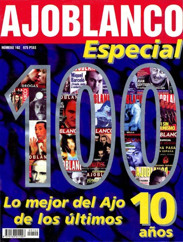 e0b203780dc Ajoblanco 102 1997 by Revista Ajoblanco - issuu