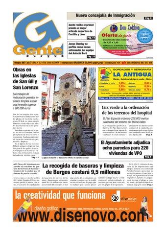 a68385efd Nueva concejalía de Inmigración Gente recibe el primer premio al mejor  artículo deportivo de Castilla y León Pág. 14
