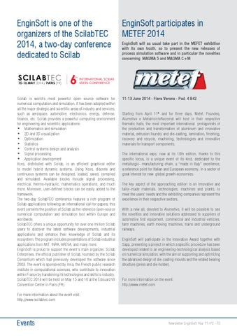 Newsletter EnginSoft 2014 N°2 by EnginSoft - issuu