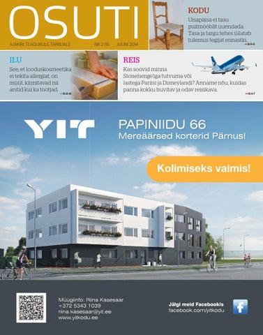 e9f5133d1a8 Osuti 2/2014 by AS Eesti Meedia - issuu
