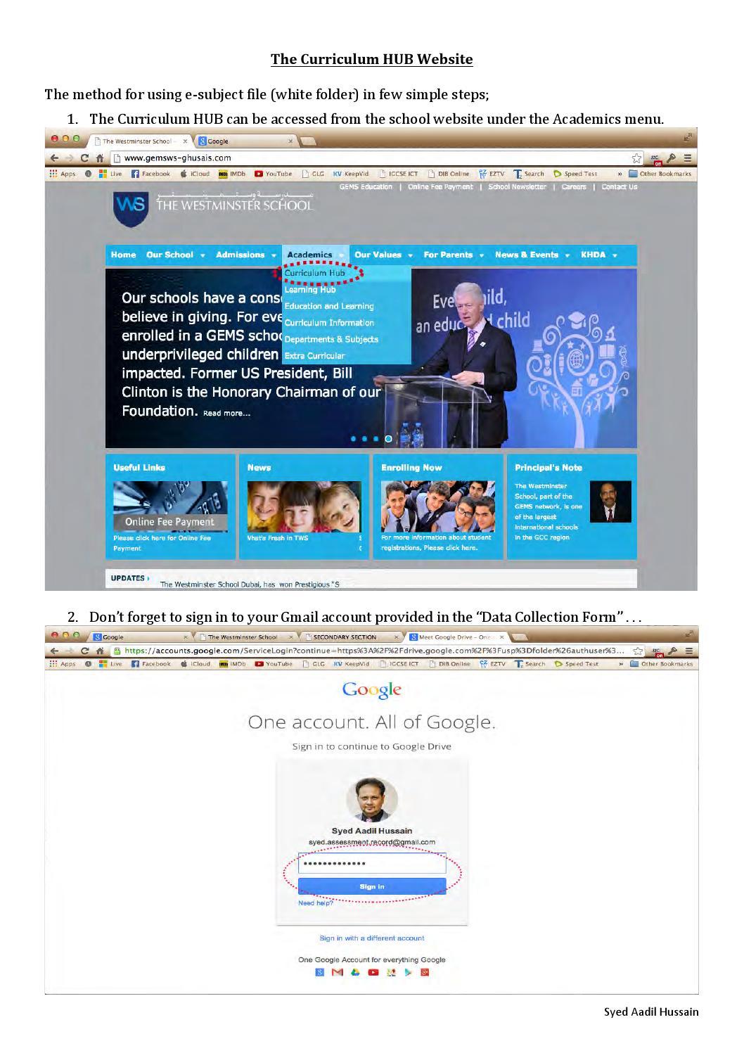 Curriculum hub (easy access) by Curriculum Hub - issuu